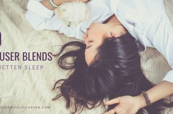 Signature Diffuser Blends for Sleep