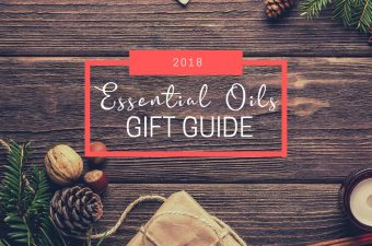 2018 Gift Guide for Essential Oil Lovers