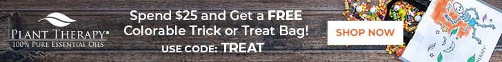 Plant Therapy Essential Oils Promotion