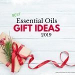 essential oils gift guide 2019