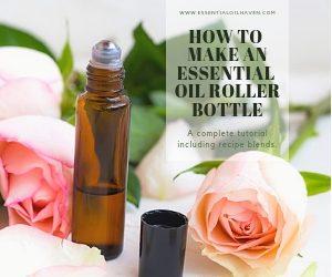 diy essential oil roller bottles