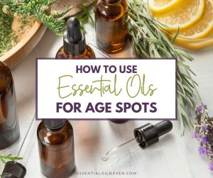 EOs for dark spots age spots