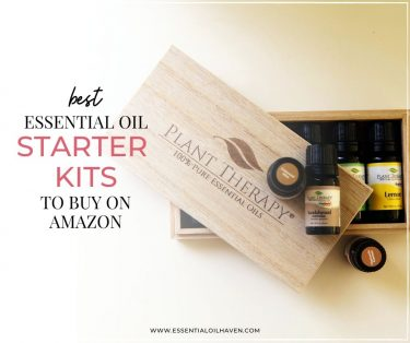 amazon essential oils shopping guide