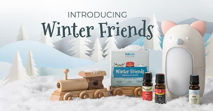 NEW Kidsafe Winter Friends Set on Plant Therapy! LEARN MORE NOW