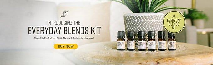 rocky mountain oils everyday blends starter kit