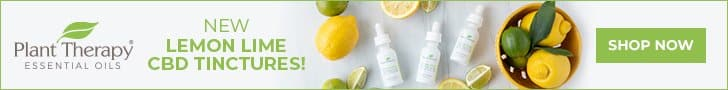 CBD Lemon Lime CO2 Hemp Extract NOW Available at Plant Therapy: Shop NOW and Save!