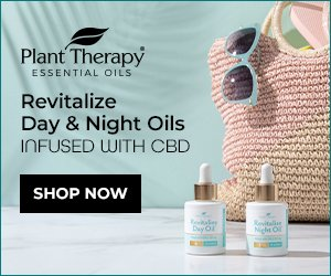 Plant Therapy New CBD Face Oils