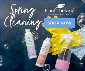 Spring is Here - Time to Spring Clean with Plant Therapy!